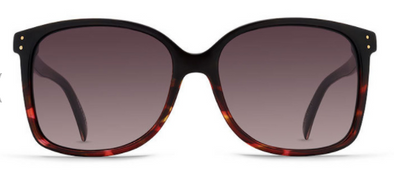 VonZipper Castaway Muddled Raspberry/ Brown Gradient