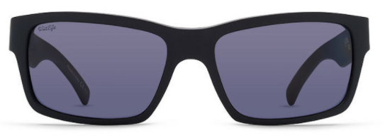 VonZipper Fulton Black Gloss/ Wild Vintage Grey