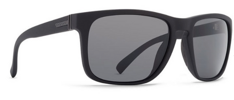 VonZipper Lomax Black Satin/ Vintage Grey