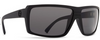 VonZipper Snark Black Satin/Grey
