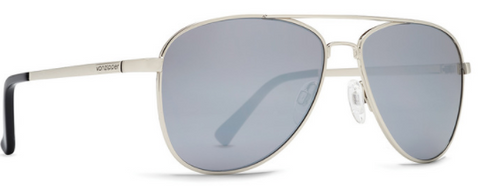 VonZipper Statey Silver/ Grey Chrome