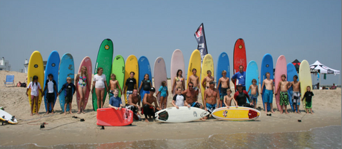 Wes Laine 2 Day Surf Camp presented by Quiksilver