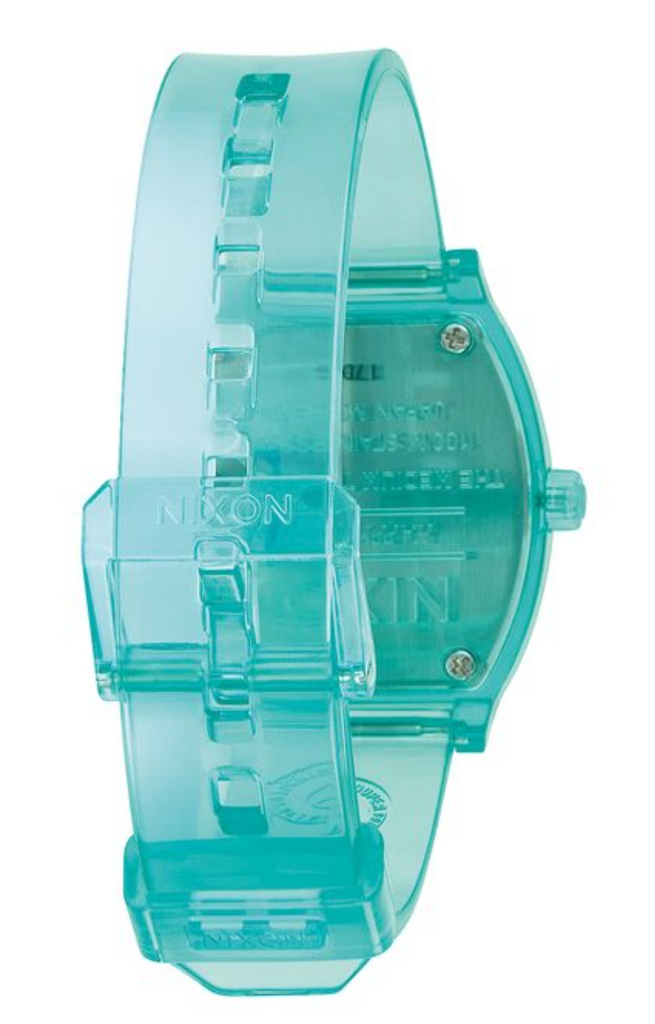 Nixon Medium Time Teller P Turqoise