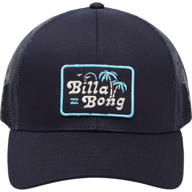 WALLED TRUCKER HAT