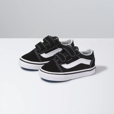 Vans Old Skool Jersey Lace - Port/Black