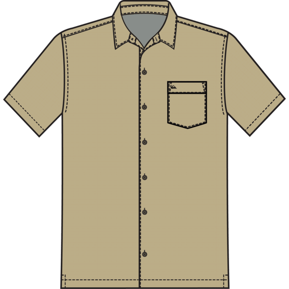 Waterman Centinele Short Sleeve Shirt