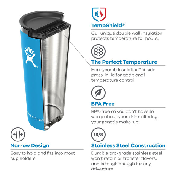 Hydro Flask 22 oz Tumbler Graphite