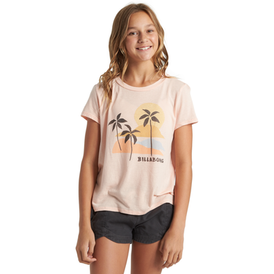 GIRLS NATRUE GUIDE TEE