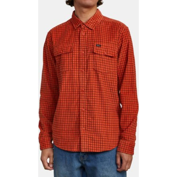 FREEMAN CORD LONG SLEEVE SHIRT