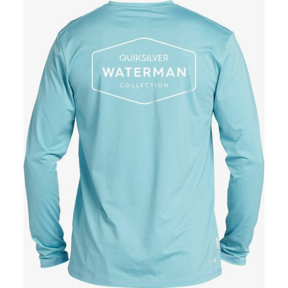 Waterman Gut Check Long Sleeve UPF 50 Surf T-Shirt