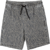 ESCAPE ELASTIC PRINT SHORT