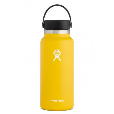 Hydro Flask 32 oz Wide Mouth Bottle - Sunflower