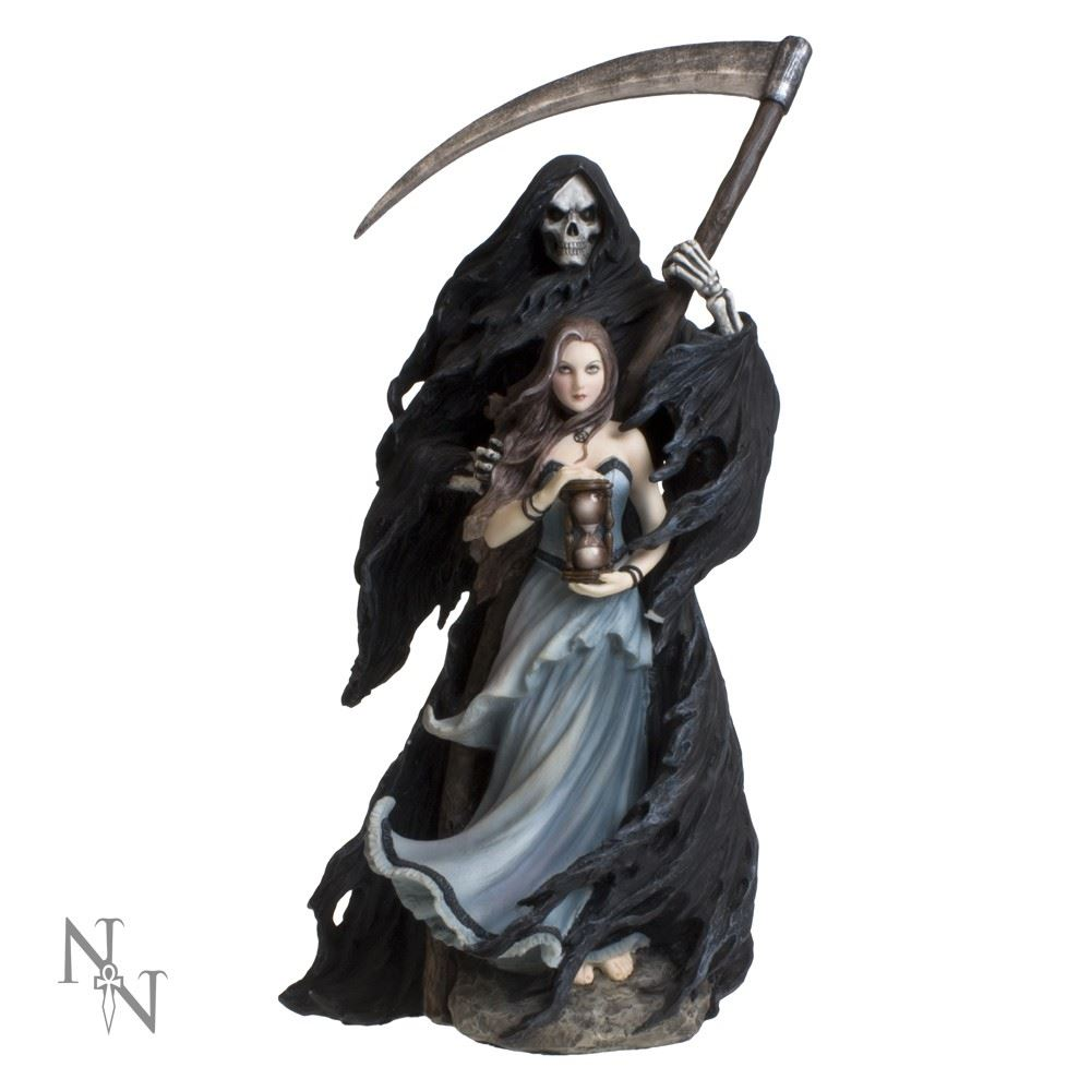 Anne Stokes  - Summon the Reaper Statue