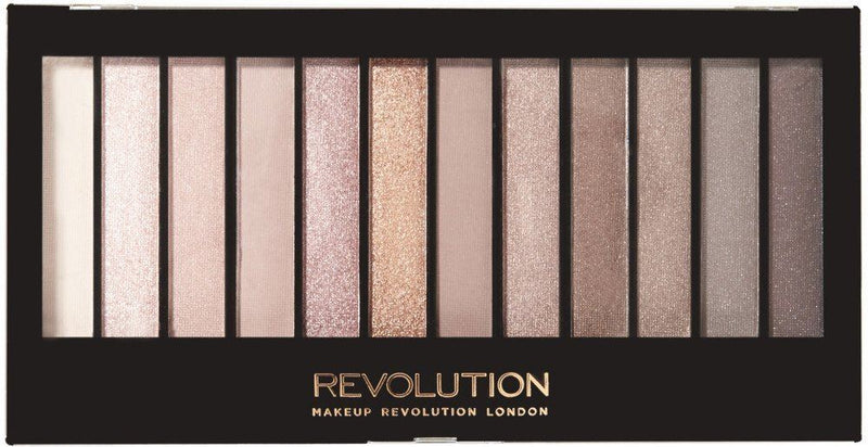 Makeup Revolution Redemption Eyeshadow Palette, Iconic 3