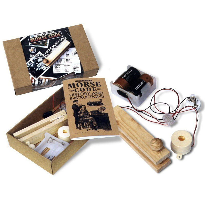 Flights Of Fancy Morse Code Kit
