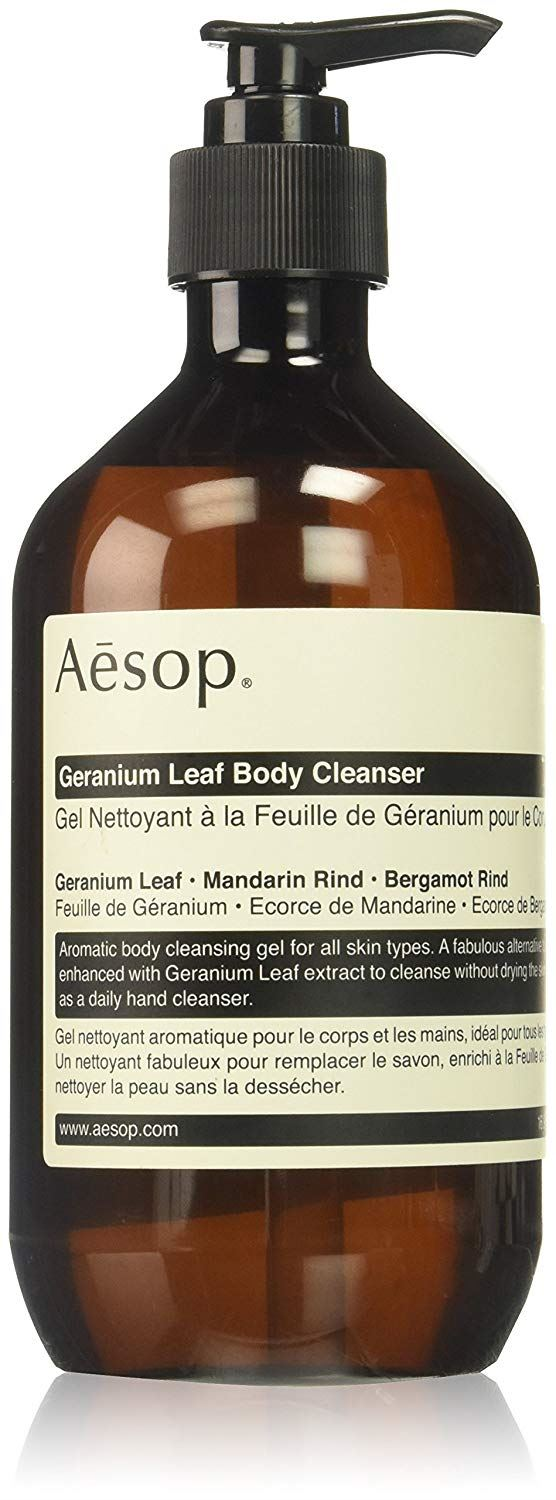 Aesop Geranium Leaf Body Cleansing Gel  500ml