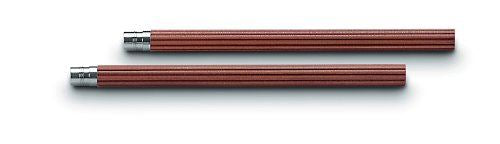 Faber-Castell Perfect Pencil Refills x 5 - Brown