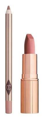 Charlotte Tilbury Pillow Talk Bundle - Lip Cheat & Lip Stick