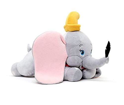 Disney Store Flying Dumbo Medium Soft Toy Plush 47cm - Walt animated classic �Dumbo�