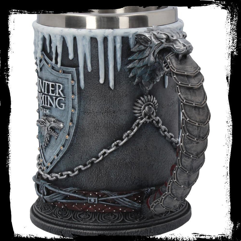 Game Of Thrones - House Stark Tankard