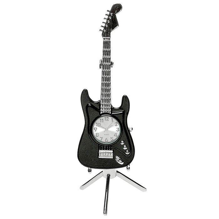 Shudehill Black Fender Guitar Clock