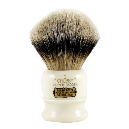 Simpsons Chubby Shaving Brush - CH2 Super