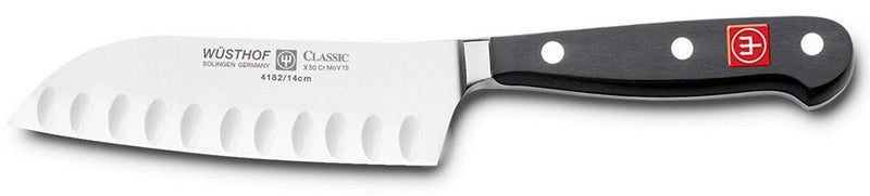 Wusthof Classic 5-Inch Hollow Ground Santoku Knife