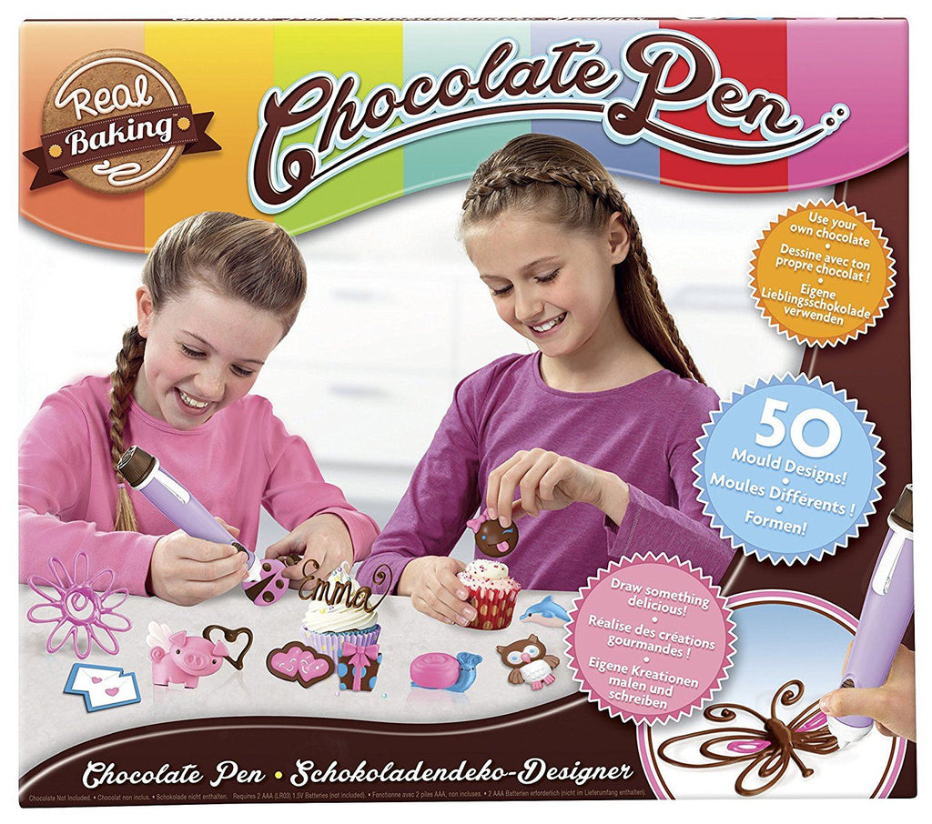 Vivid Imaginations Real Baking Chocolate Pen