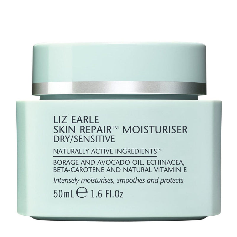 Liz Earle Skin Repair Moisturiser Dry/sensitive 50ml