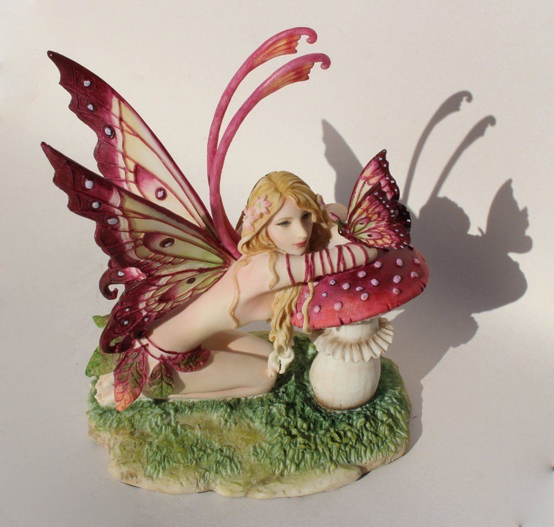 Small Things Fantasy Art Fairy Statue Figurine By Selina Fenech