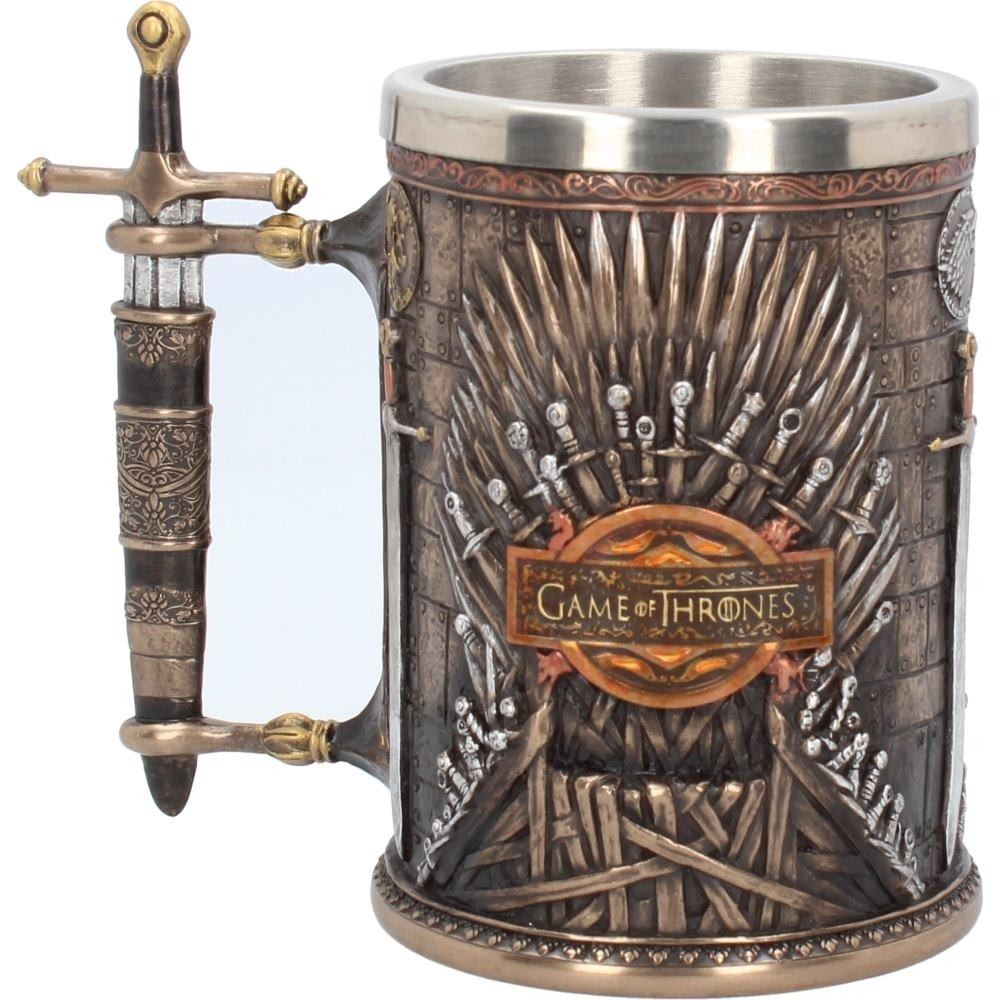 Game Of Thrones - Iron Throne Tankard