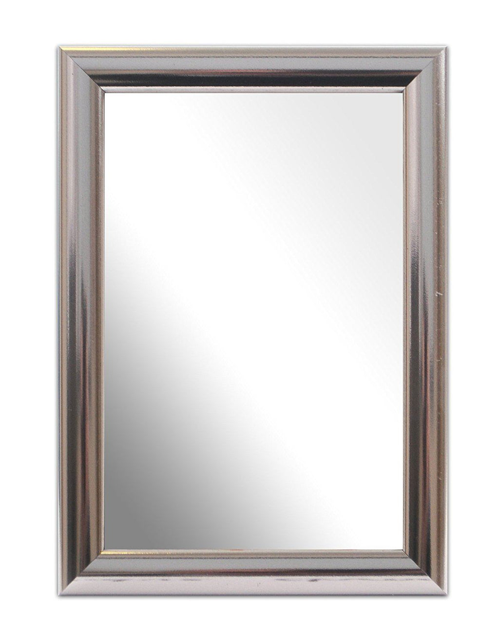 Inov8 British Made 6x4-inch Traditional Mirror, Value Chrome