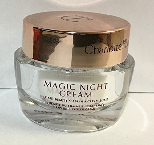Charlotte Tilbury Magic Night Cream Mini 0.52 Ounce Travel Size