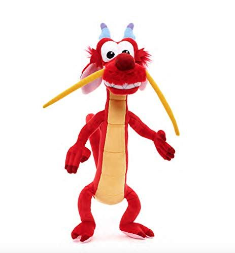 Disney Mushu Small Soft Toy 30cm from Mulan Walt Animation