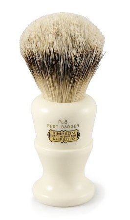 Simpsons Polo 8 Best Shaving Brush