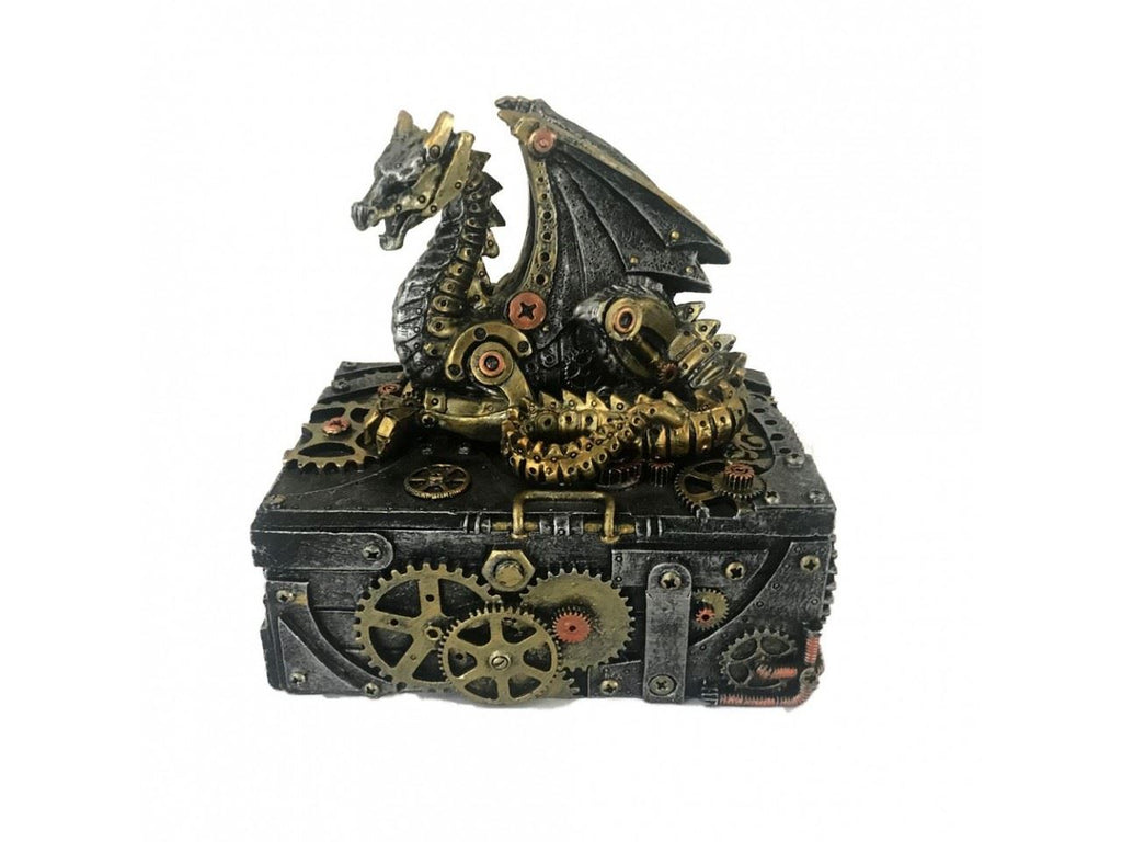 Secrets of the Machine Steampunk Storage Box