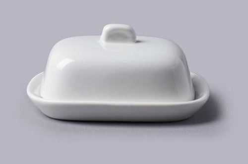 W M Bartleet Mini Butter Dish
