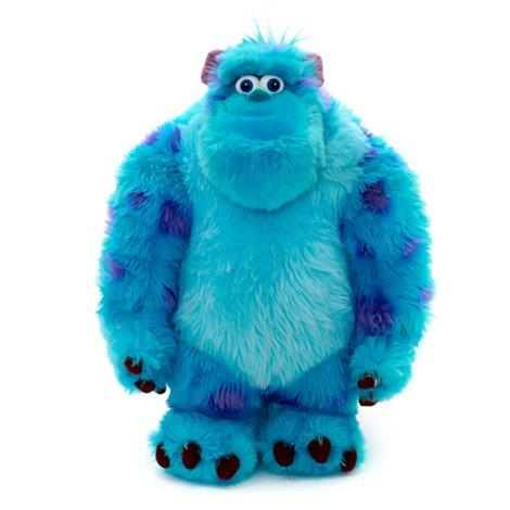 Official Disney Sulley Medium Soft Toy