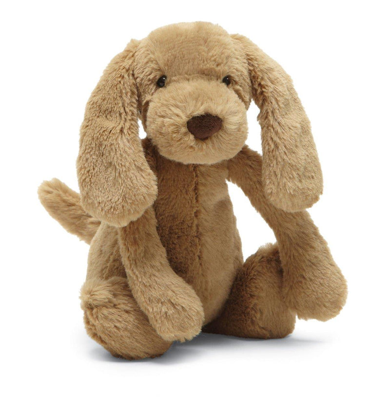 Jellycat - Bashful Toffee Puppy Small, Brown (BASS6TPUS)