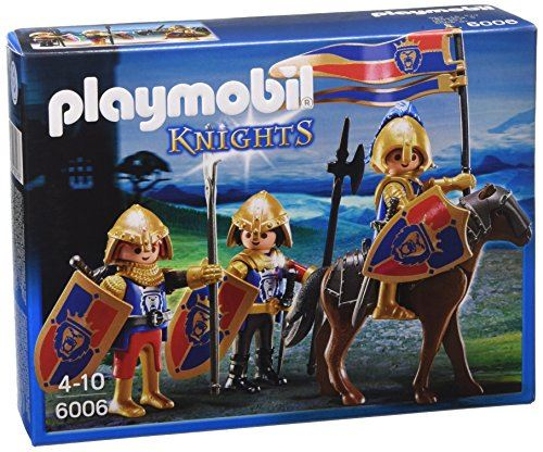 PLAYMOBIL Royal Lion Knights Set