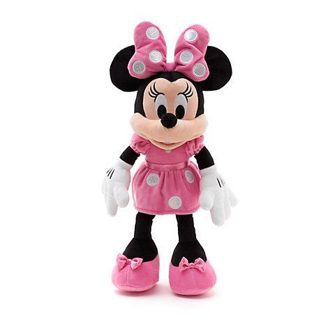 Disney Minnie Mouse Medium Soft Toy 45cm - pink