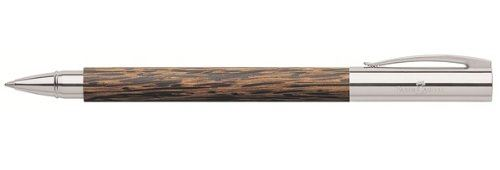 Faber-Castell Ambition Rollerball Pen, Coconut Wood (FC148120)