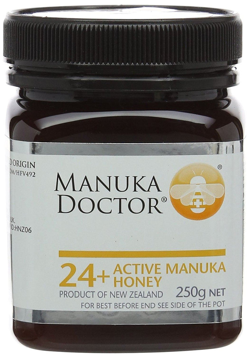 Manuka Doctor Manuka Honey 24+ Total Active 250 g