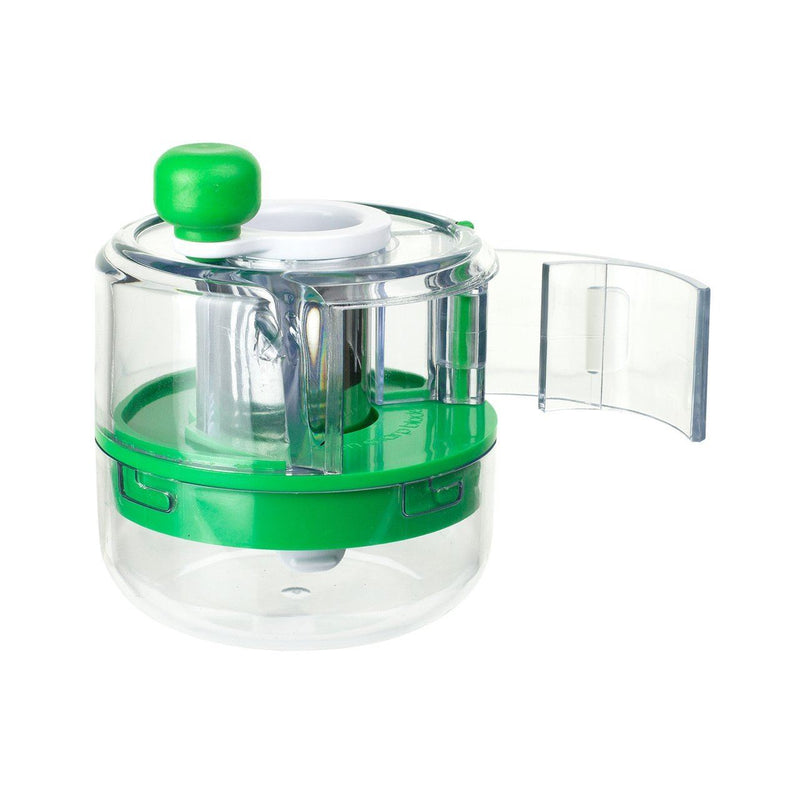 Casabella Garlic Slicer, Green