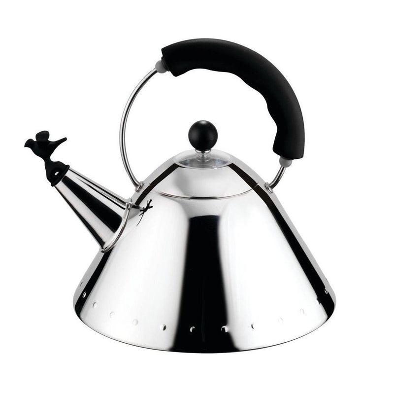 Alessi Kettle Black Edition By Michael Graves