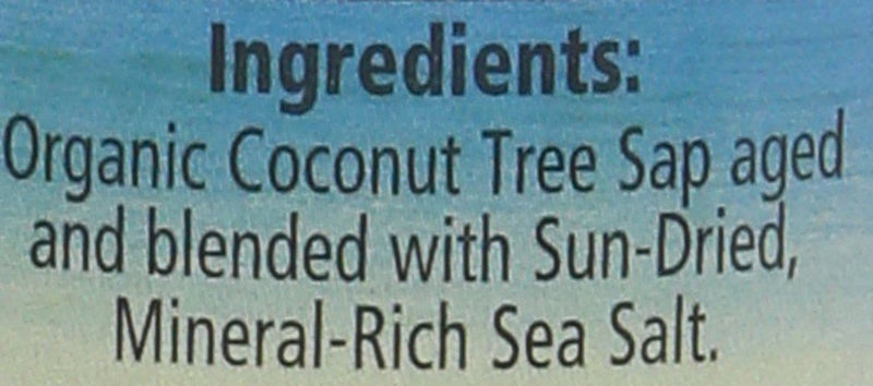 Coconut Secret Raw Coconut Aminos Soy-Free Seasoning Sauce 237 ml