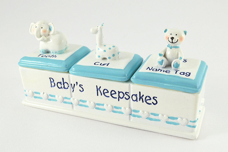 Shudehill Baby Boy Keepsake Box