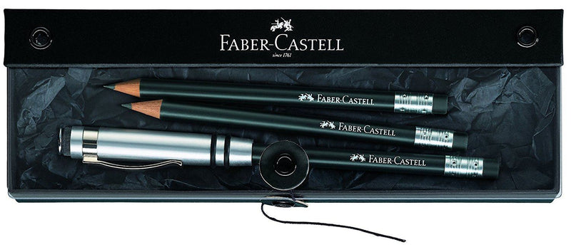 Faber-Castell Perfect Pencil Gift Set - Black