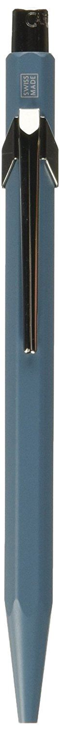 Caran D'ache Paul Smith Ballpoint Pen - Petrol Blue
