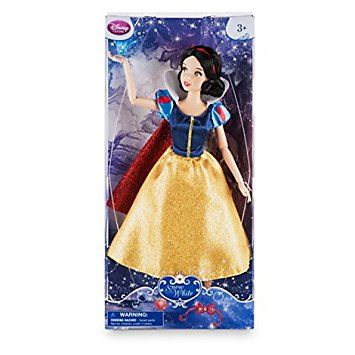 Disney Snow White Snow White Classic Doll with Bluebird figure 30cm